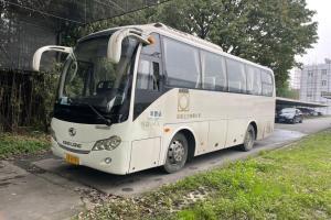 2011年11月 南京金龙 开沃D10  纯电动客车50.23kWh图片