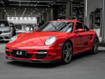 保時捷911 2006款 Turbo 3.6T圖片