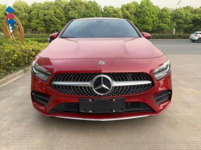 2020年6月 奔驰 奔驰A级 改款 A 180 L 运动轿车图片