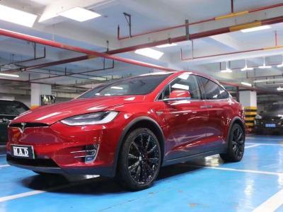 特斯拉 Model X  2016款 Model X P90D