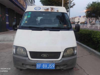 福特 經典全順  2009款 2.4L汽油標準型短軸中頂4G64S4N