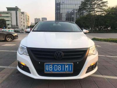 大众 一汽-大众CC  2012款 3.0FSI V6图片