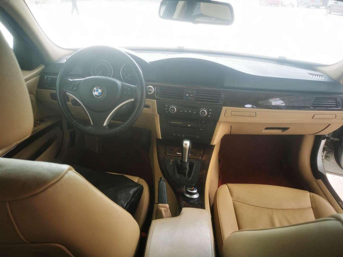 宝马 宝马3系  2007款 325i 豪华运动型图片