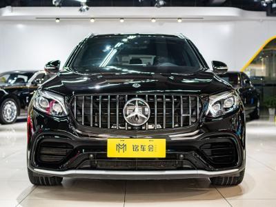 2019年8月 奔驰 奔驰GLC AMG AMG GLC 63 4MATIC+图片
