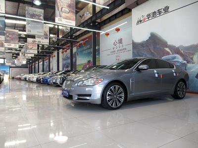 捷豹 XF  2012款 XF 3.0L V6豪華版圖片