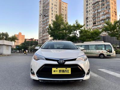 2018年3月 丰田 雷凌 改款 185T CVT精英版 国V图片