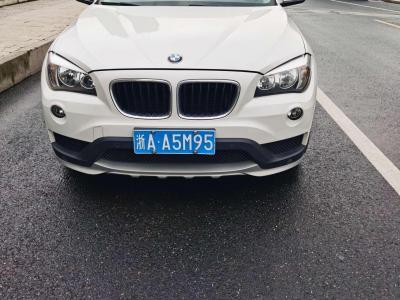 寶馬 寶馬X1  2015款 sDrive18i 時尚晉級版圖片