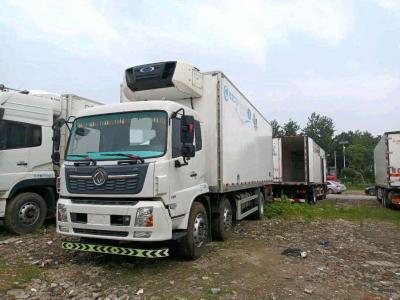 東風天錦前四后四獨立冷藏車,國五排放圖片