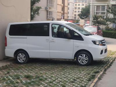 江淮 瑞風M3  2019款 1.6L 速運版圖片