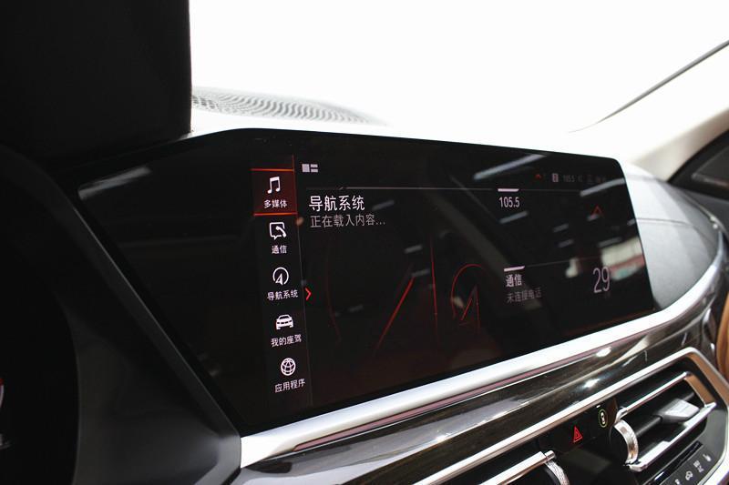 宝马 宝马X7  2019款  xDrive40i 领先型豪华套装图片
