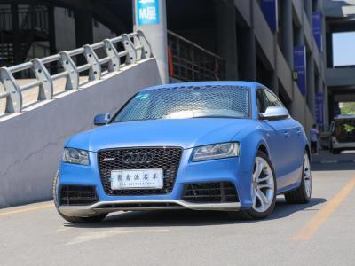 2012年2月 奥迪 奥迪S5(进口) S5 3.0T Sportback图片