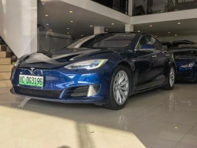 特斯拉 Model S Model S 75D图片