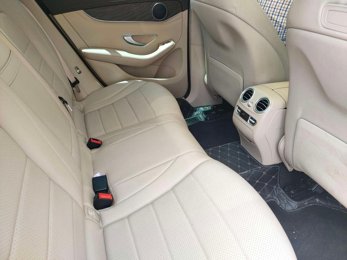 奔驰 奔驰GLC  2017款 GLC 300 4MATIC 动感型图片