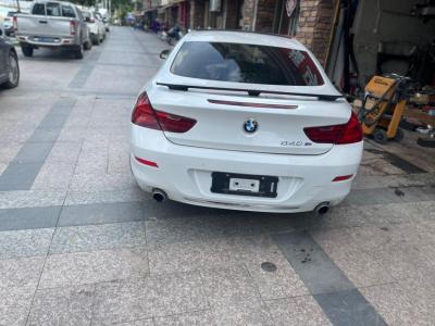 宝马 宝马6系  2016款 640i双门轿跑车图片
