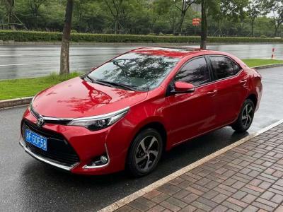 2018年07月 丰田 雷凌 改款 185T CVT精英版 国V图片