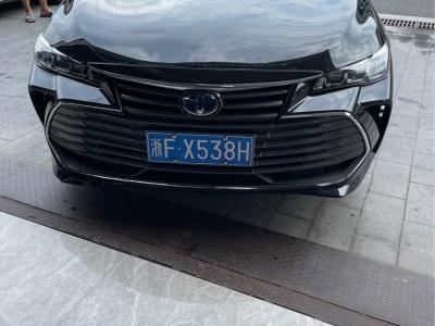 2021年2月 丰田 亚洲龙 双擎 2.5L 豪华版 国V图片