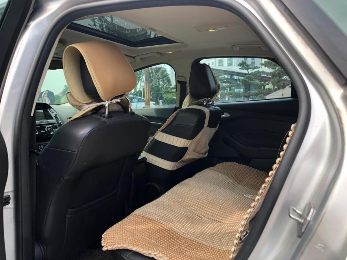 福特 福克斯  2012款 三厢 1.6L 自动风尚型图片