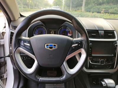 2015年6月 吉利 帝豪 两厢RS 1.3T CVT向上版图片