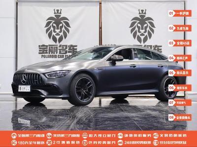 2019年7月 奔驰 奔驰AMG GT AMG GT 50 四门跑车图片