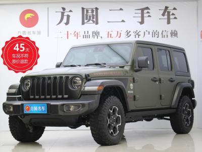 2021年2月 Jeep 牧马人(进口) 2.0T Rubicon Recon 四门丛林英雄限量版图片
