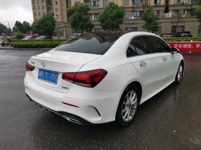 2019年8月 奔驰 奔驰A级 A 200 L 运动轿车图片