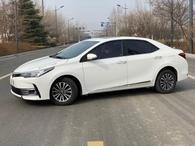 2019年1月 丰田 卡罗拉 1.2T S-CVT GL-i智辉版图片