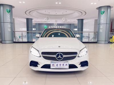 2019年10月 奔驰 奔驰C级 C 180 L 时尚型运动版图片