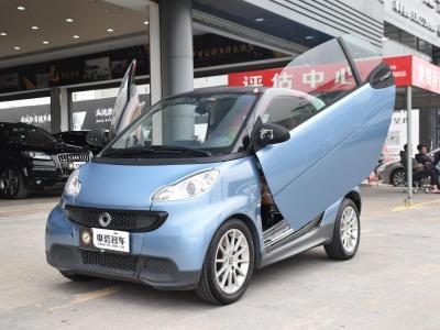 smart fortwo  2013款 1.0 MHD 硬顶冰炫特别版