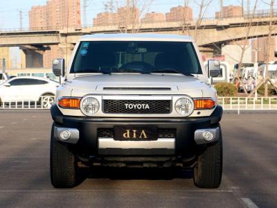 豐田 FJ 酷路澤  2013款 4.0L