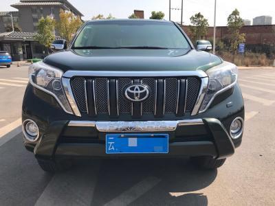 豐田 普拉多  2014款 中東版