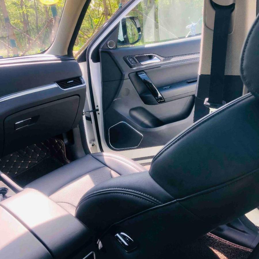 众泰 T600 Coupe  2017款 1.5T 自动尊享型图片