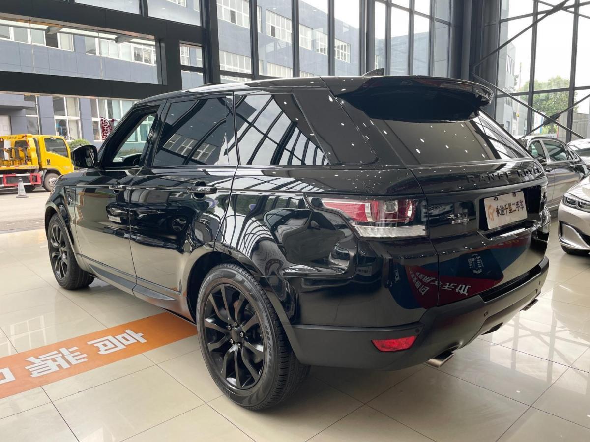 路虎 揽胜运动版  2017款 3.0 V6 SC HSE图片
