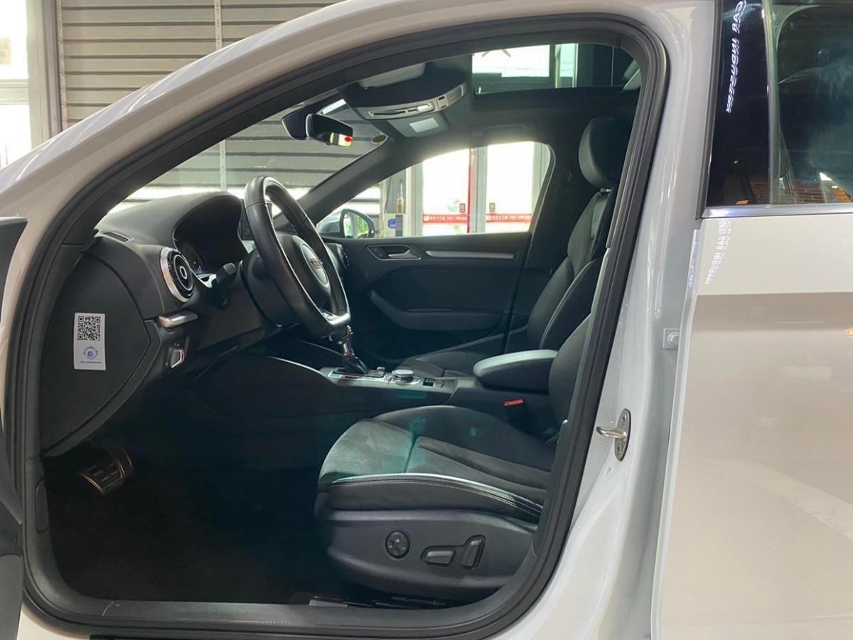 奥迪 奥迪S3  2015款 S3 2.0T Limousine图片