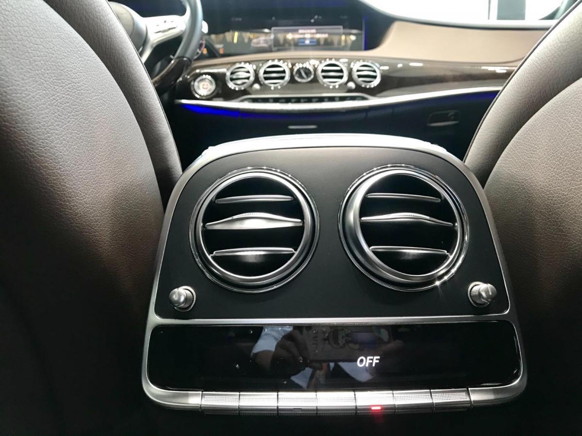 奔驰 奔驰S级  2019款 S 350 L 尊贵型图片