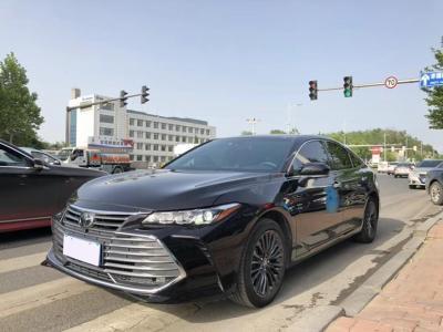 2019年6月 丰田 亚洲龙 2.5L Touring尊贵版 国VI图片