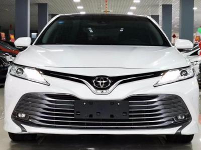 豐田 凱美瑞  2018款 2.5G 豪華版