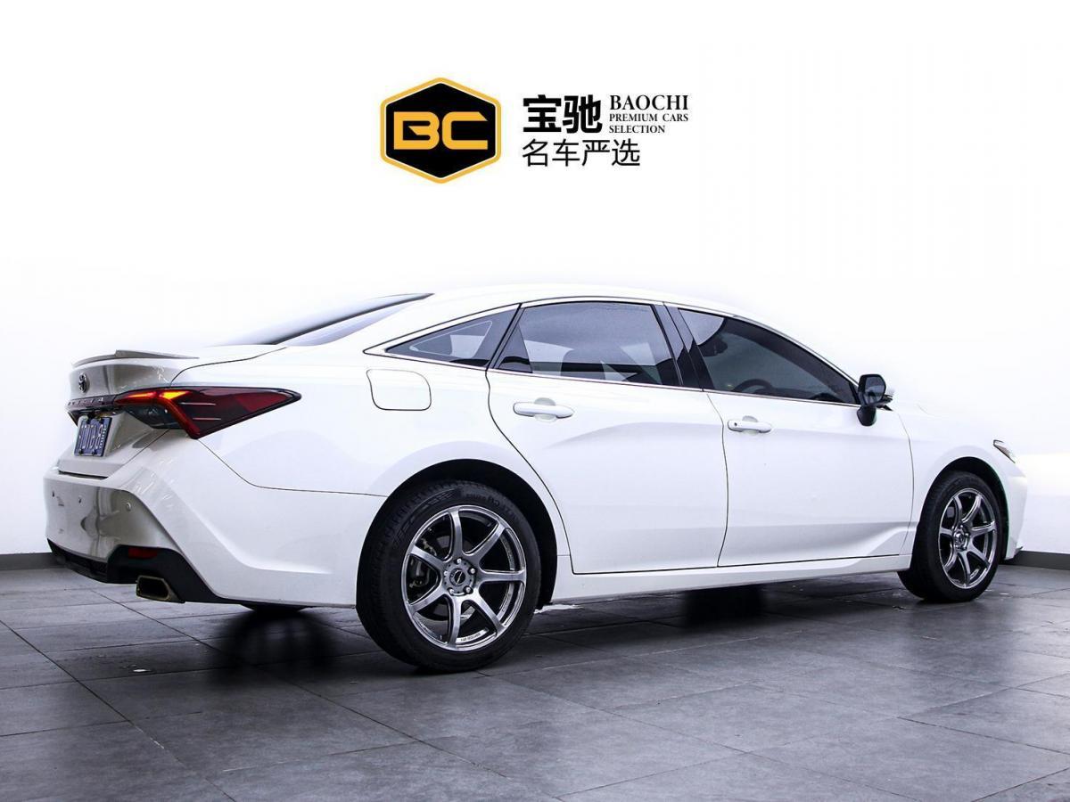 丰田 亚洲龙  2019款 双擎 2.5L 进取版 国V图片