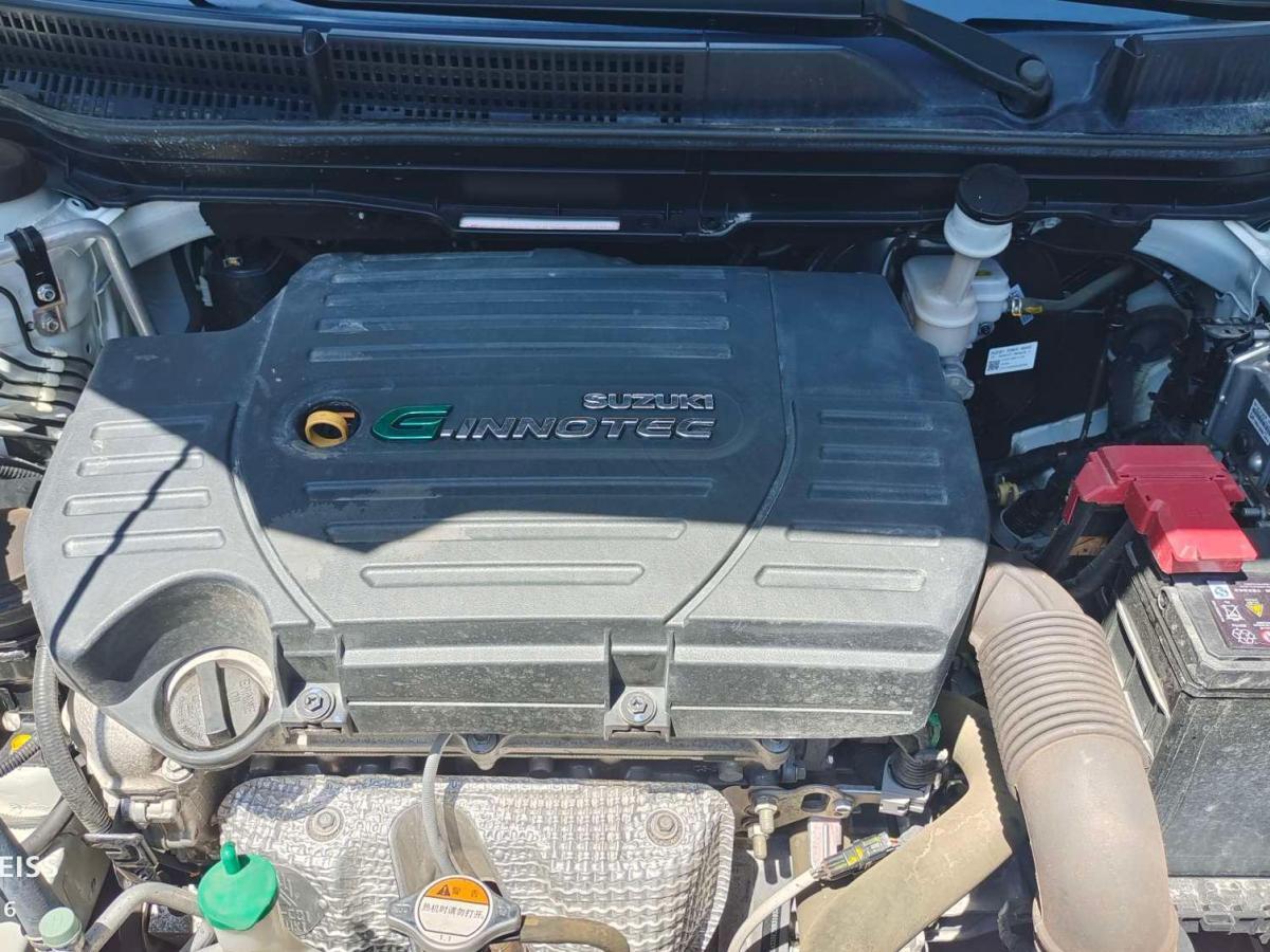 铃木 锋驭  2015款 1.6L 手动两驱进取型图片