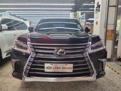 雷克萨斯 LX  2017款 570 尊贵豪华版