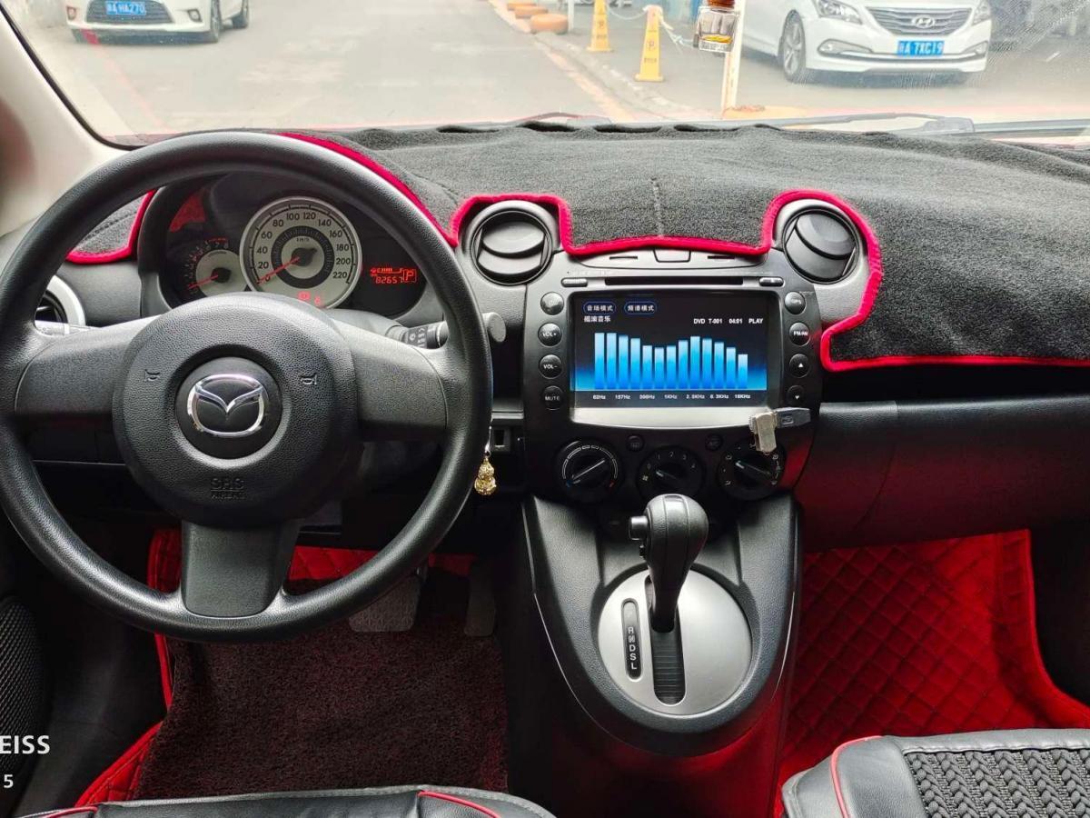 马自达 马自达2  2011款 炫动 1.3L 自动标准版图片