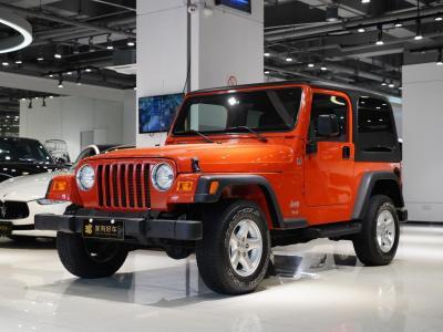 2007年4月 Jeep 牧马人(进口) 2.4L图片