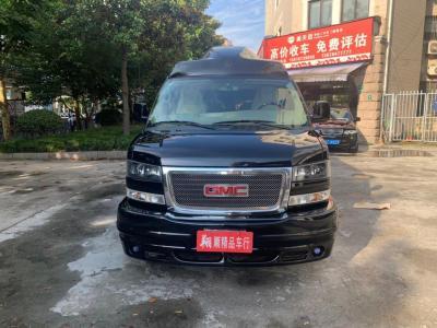 2018年3月 GMC SAVANA 6.0L 领袖级商务车图片