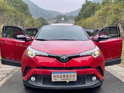 2019年12月 丰田 C-HR 2.0L 精英版 国V图片