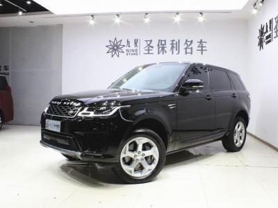 路虎 攬勝運動版新能源  2018款 P400e