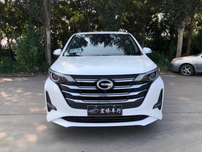 广汽传祺 M6  2019款 270T 自动尊享版(七座)国VI