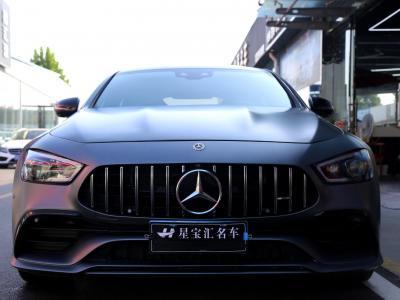 2019年8月 奔驰 奔驰AMG GT AMG GT 50 四门跑车图片
