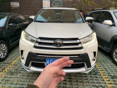豐田 漢蘭達  2018款 2.0T 兩驅豪華版 7座圖片