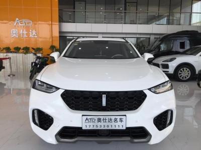 WEY VV7  2019款  升级款 2.0T 超豪型 国VI