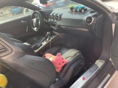 2011年12月 奥迪 奥迪TT(进口) TT Coupe 2.0TFSI图片