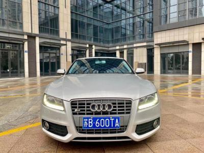 奥迪 奥迪S5  2010款 S5 4.2 Coupe图片